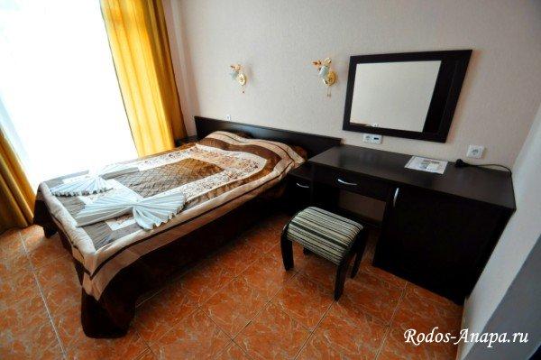 """""""Родос"""" гостиница в Витязево"""