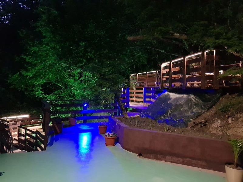 парк отель лесная сказка горячий ключ