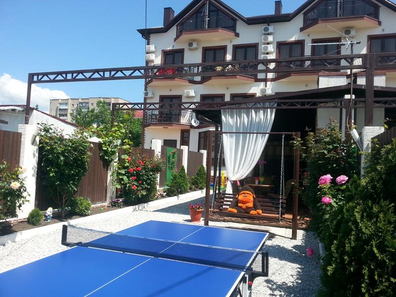 Гостевой дом солнце кабардинка