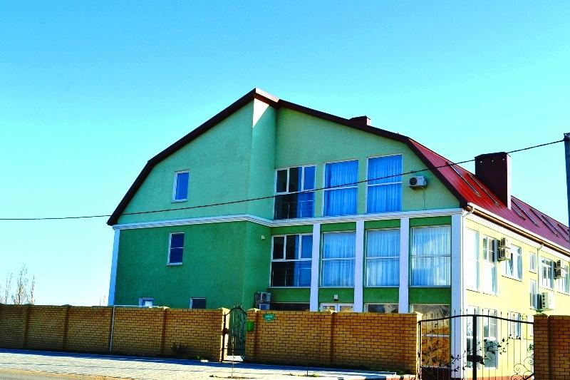 Гостевой дом морской голубицкая официальный сайт