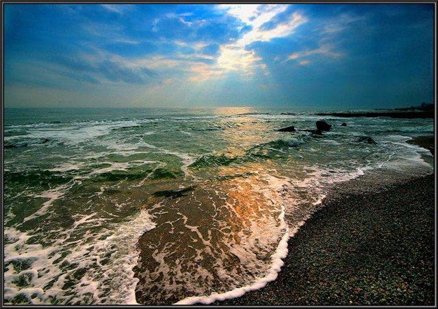 отдых черное море