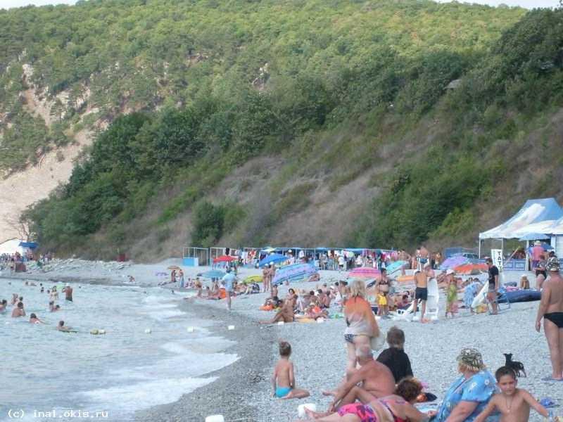 Бухта инал 1 участок пляж фото