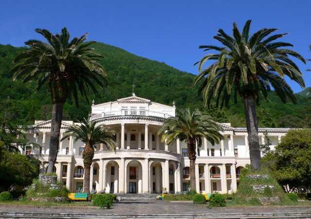 Абхазия отдых