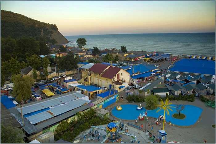 Курорт Архипо-Осиповка