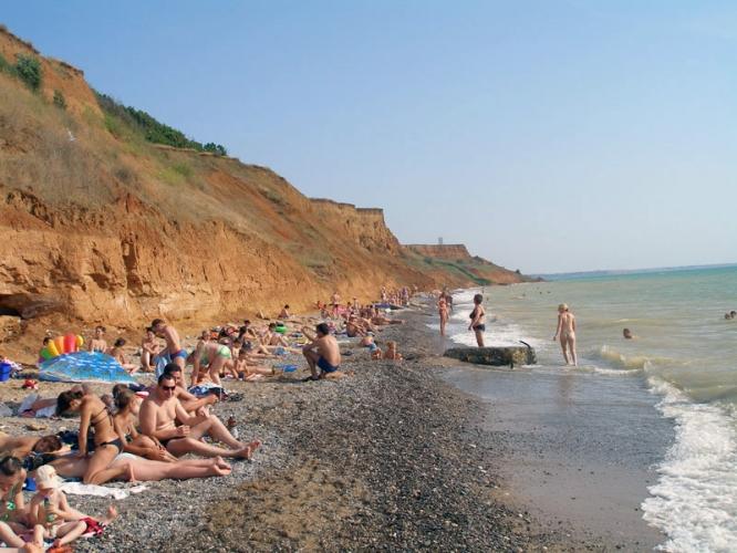 Бахчисарайский район береговое пляжи 15