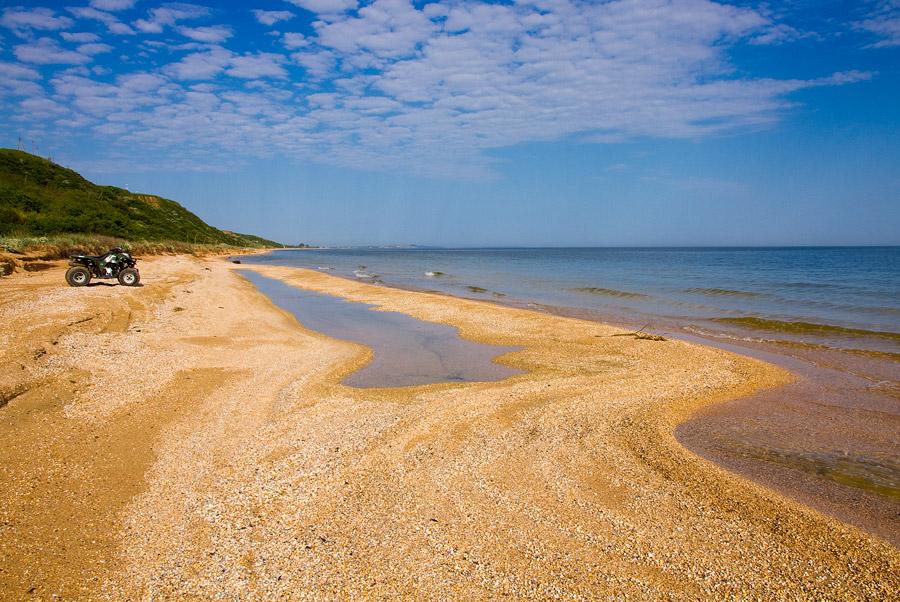 море азовское соленость