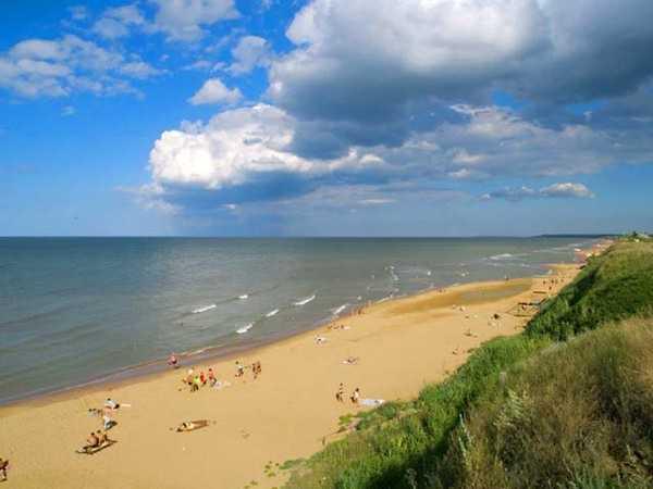 Хотите отдохнуть на Азовском море?